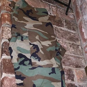 Other - Large Long Men's Army Fatigue Pants